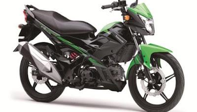 Kawasaki Bebek Terbaru