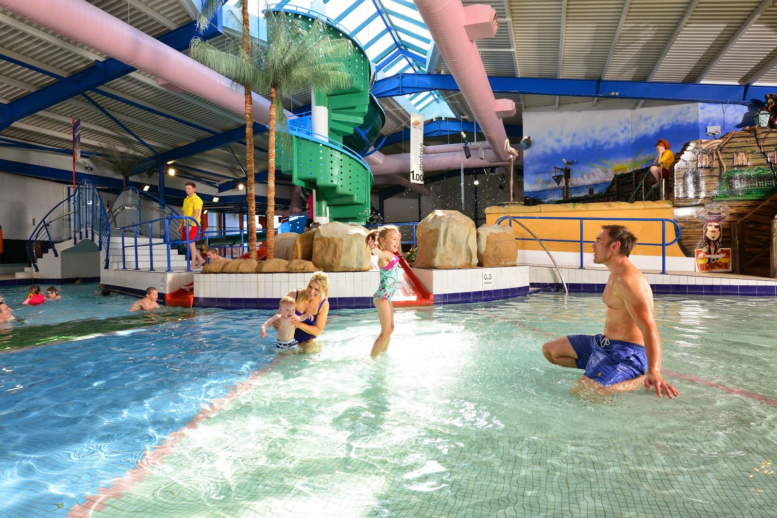 Parkdean holiday parks inspires families to get active and - Holiday parks with swimming pools ...