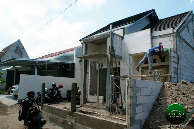 Rumah Strategis jalan Bantul km 5,5