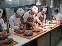 El Portal de Echaurren Cocina gastronómica IV