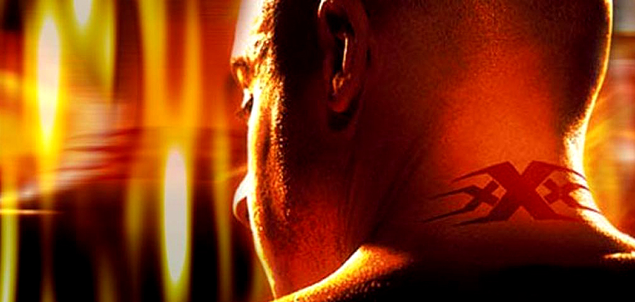 Vin Diesel în Triple X