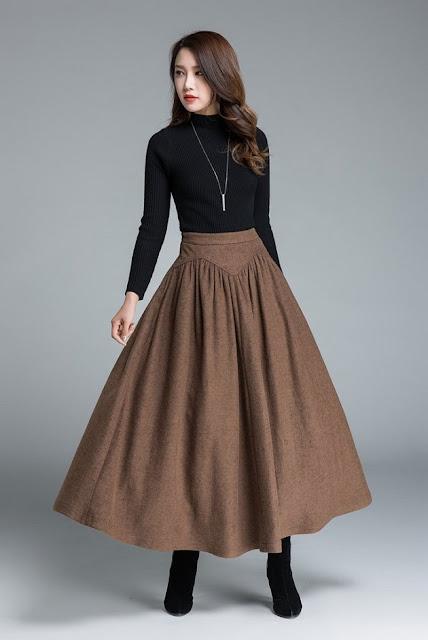 https://shopxiaolizi.com/collections/skirt/products/designer-skirt-wool-skirt-winter-skirt-1642