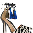 J.Crew Zebra-Print Calf Hair and Leather Pumps - @jcrew | looty