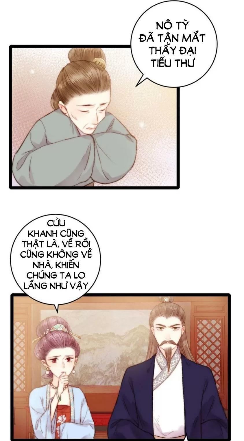 Nàng Phi Cửu Khanh - Thần Y Kiều Nữ chap 57 - Trang 10