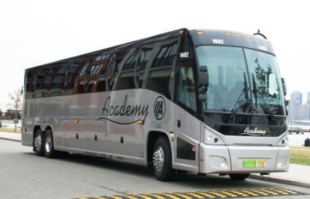 Academy Bus Westampton To Atlantic City Tickets, Timetables