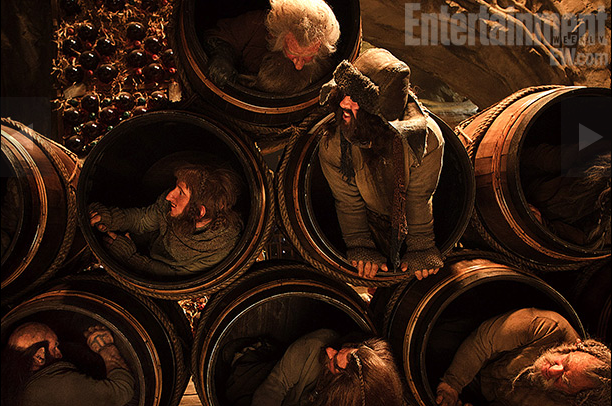 In A Hole In The Ground The Hobbit The Desolation Of Smaug