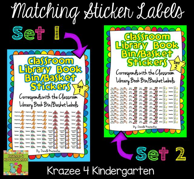https://www.teacherspayteachers.com/Product/Classroom-Library-Book-Bin-STICKERS-SET-2-Corresponds-wLibrary-Labels-2632773