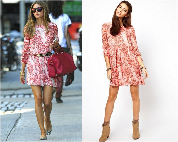 Out in New York City - Olivia Palermo in ASOS