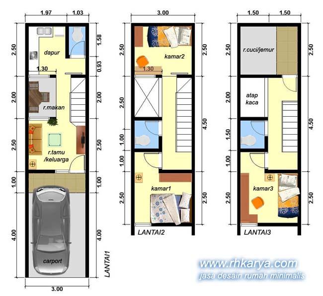 Gambar Desain Ruko Rumah Makan Desain Rumah Mesra