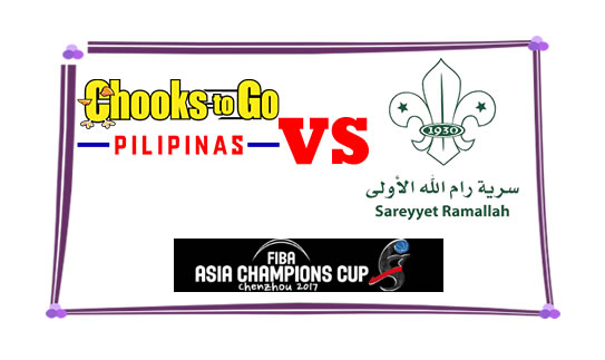 List of Livestreaming Websites to watch Chooks-to-Go Pilipinas vs Palestine 2017 FIBA Asia Champions Cup