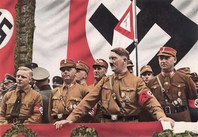 La segunda guerra mundial parte 1 de 4 Partido%2BNazi