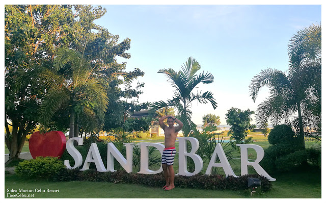 FaceCebu Blogger Best Western Sandbar Resort