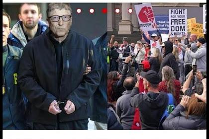HEBOH Rumor Bill Gates Ditangkap FBI Karena Ciptakan Terorisme Biologis Covid-19