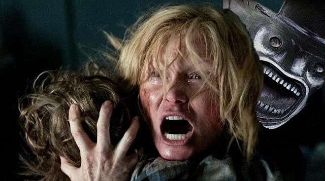 Babadook (2014), película sobre cómo la mente crea miedos que aunque parezcan reales, no lo son