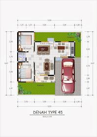 Desain rumah minimalis terkini