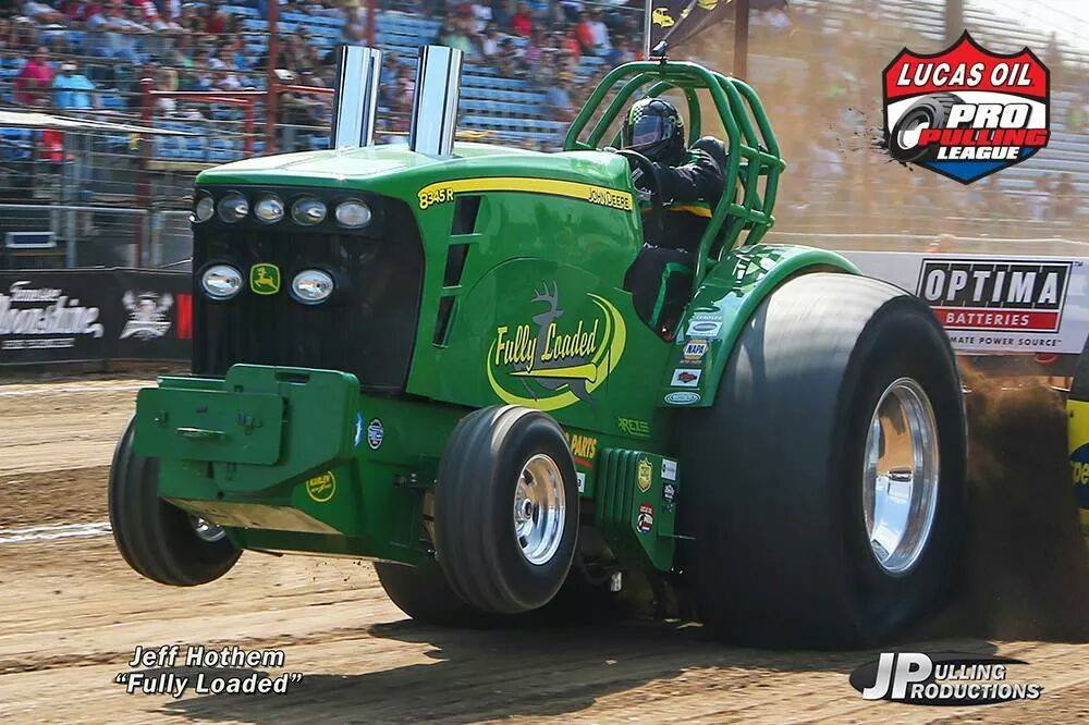 Tractor Pulling News Pullingworldcom Q A With Jeff Hothem