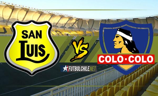 San Luis vs Colo Colo