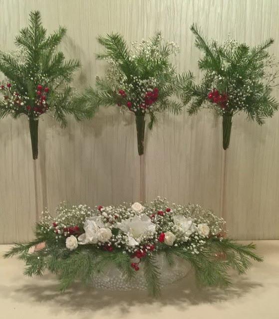 Флористическое оформление для свадьбы