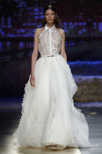 Fabulosos vestidos de novias | Colección Inmaculada Garcia