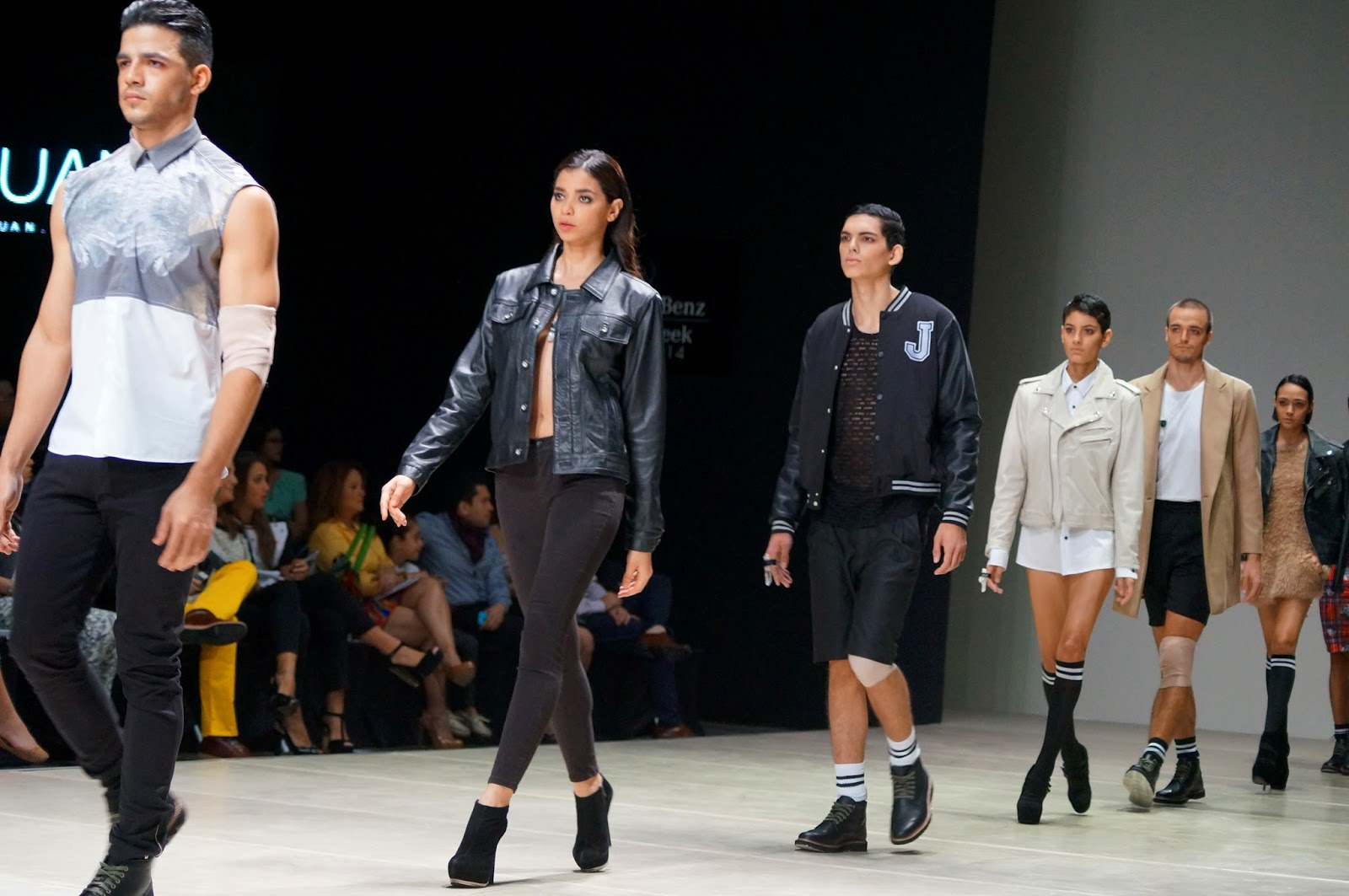 Moda de Juan Colombia, Fashion Week Panama 2014