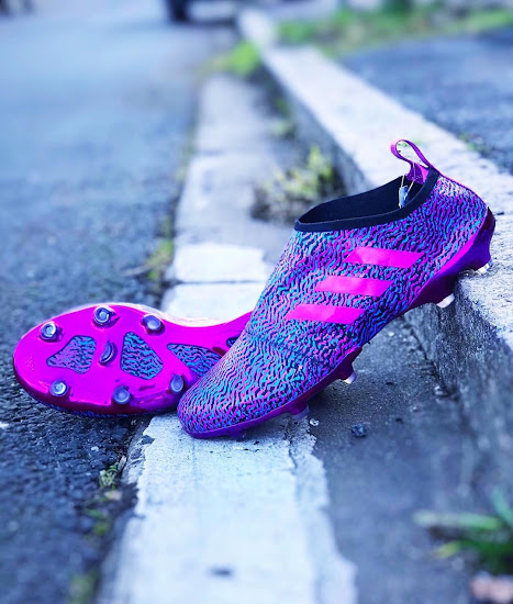 3 Unique Adidas Glitch Nocturnal Boot Skins Released Footy Headlines