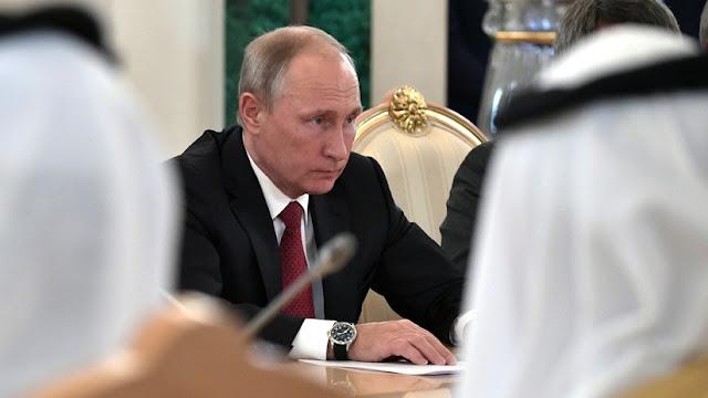 """Bloomberg: """"Putin es el nuevo zar de la energía mundial"""""""