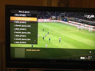 Free IPTV tv list beIN sport full hd  للأجهزة التي تدعم  iptv لمدة 3أيام 2016/8/16 إلى 2016/8/19