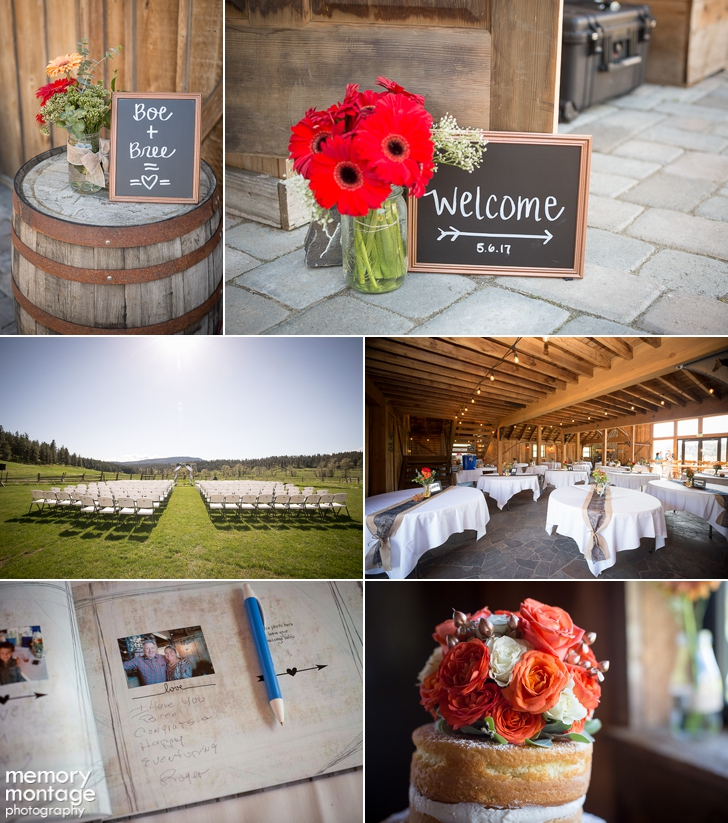 cattle barn wedding cle elum, wa