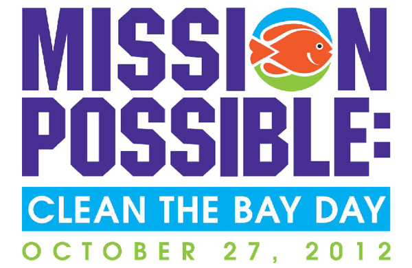 Mission Possible: Clean the Bay Day