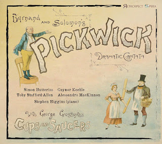 Burnand & Solomon - Pickwick - Retrospect Opera