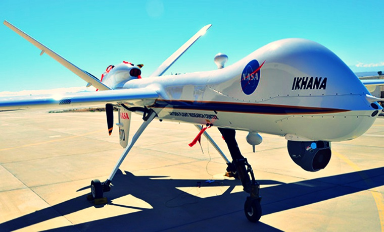 250GB DATA Got Hacked From NASA Drone