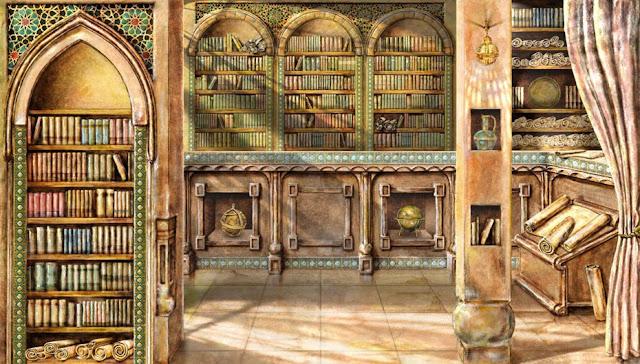 مكتبة الحكمة أعظم مكتبات العصور