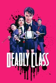 Deadly Class 1ª Temporada Torrent – WEB-DL 720p/1080p Dual Áudio