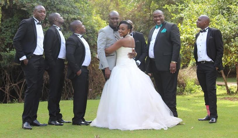 Betty Kyalo & Dennis Okari Wedding Photos Before Their ...