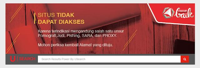 Situs Website Habib Rizieq Di Blokir. Ini Penjelasan Kemenkominfo