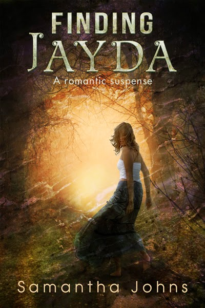 Finding Jayda, a romantic suspense novel