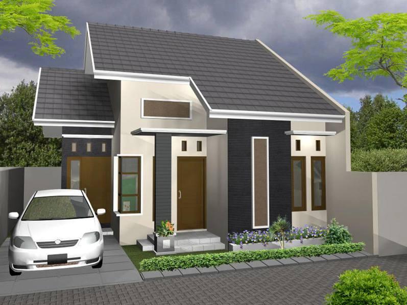 72 Model Rumah Sederhana Terbaru Yang Terlihat Mewah Cocok Untuk