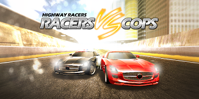 Racers Vs Cops : Multiplayer v1.24 Mod Apk (Unlimited Credit Free)