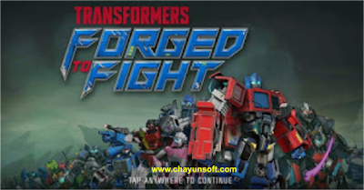 Download Transformers Forged to Fight v0.1.5 Apk Data