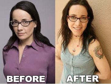 Janeane Garofalo Nose Job Plastic Surgery Before and After Botox