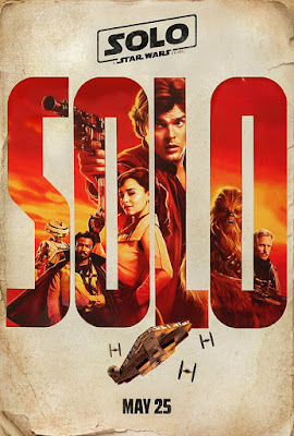 Póster de Han Solo: una historia de Star Wars