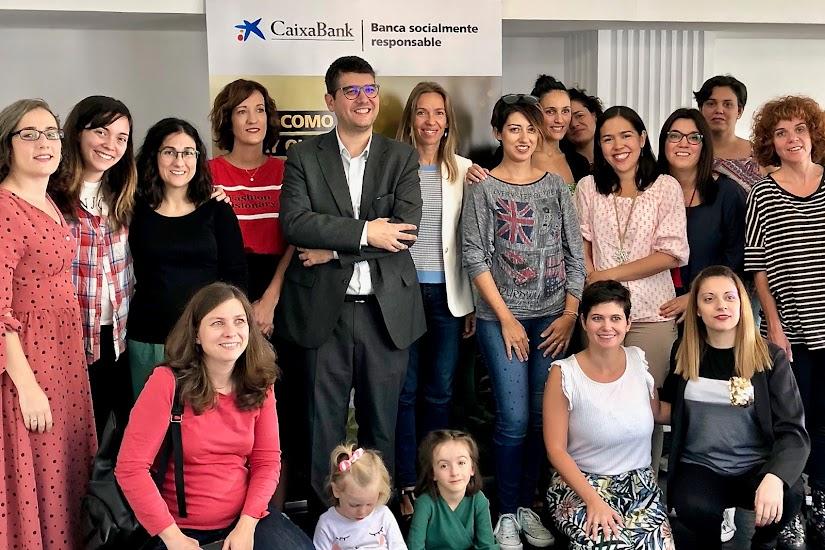 Evento de CaixaBank