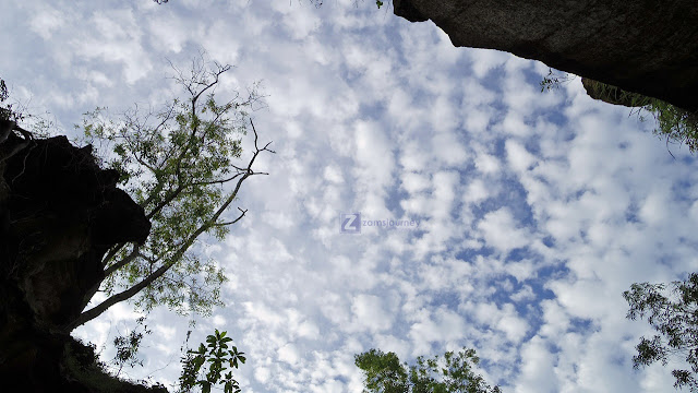 Indahnya Langit di Bukit Pelalangan Arosbaya