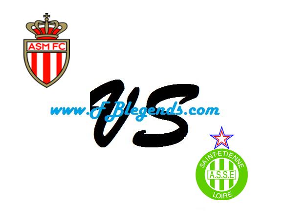 مشاهدة مباراة موناكو وسانت ايتيان بث مباشر الدوري الفرنسي بتاريخ 16-12-2017 يلا شوت