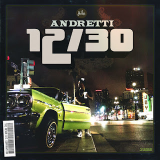 Curren$y - Andretti 12/30 (2016) - Album Download, Itunes Cover, Official Cover, Album CD Cover Art, Tracklist