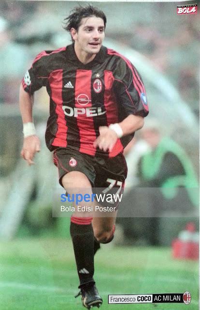 Poster Francesco Coco (AC Milan)