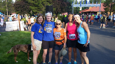 Making Great Strides - the Sunriver Striders!