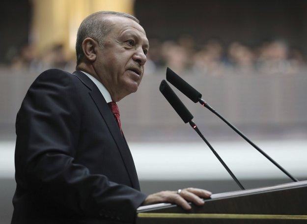 Ερντογάν: «Θα αντιμετωπίσω τους εσωκομματικούς αντιπάλους»