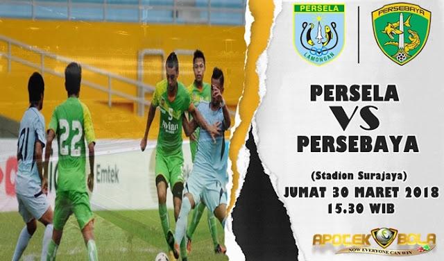 Prediksi Persela Lamongan vs Persebaya Surabaya 30 Maret 2018