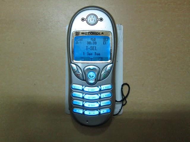 hape jadul Motorola C300